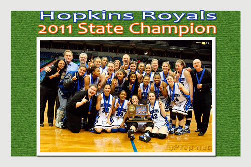 gprep hopkins team picture
