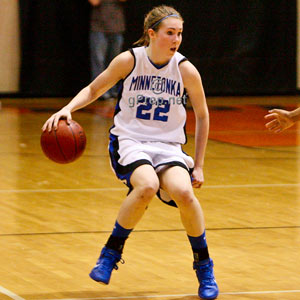 gprep, player profile, joanna hedstrom